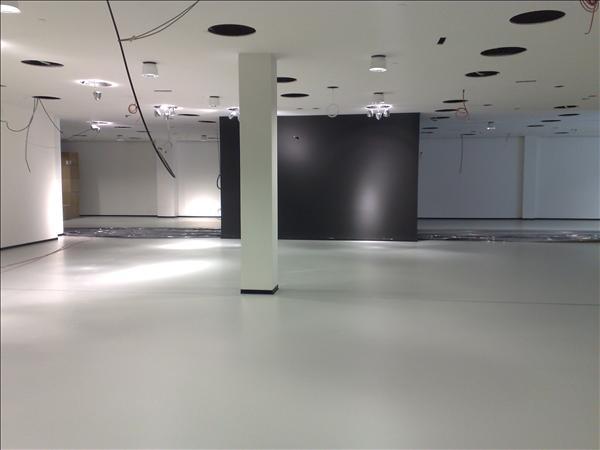 Hormigon fratasado pavimentos industriales valencia for Hormigon pulido valencia